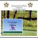 ProCPR Sponsors Charity Golf Classic