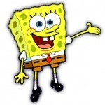 Choking Girl rescued by Friend thanks to SpongeBob SquarePants