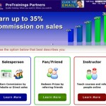 ProTrainings Partners – Become an Affiliate
