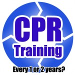 CPR Every Year or Every Two Years