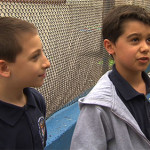 Boy saves Friend with skills learned from Sesame Street