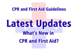 What's new in CPR and First Aid this year?