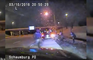 Officers Save Baby