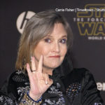 Actress Carrie Fisher given 30 minutes of CPR after Heart Attack (Updated)